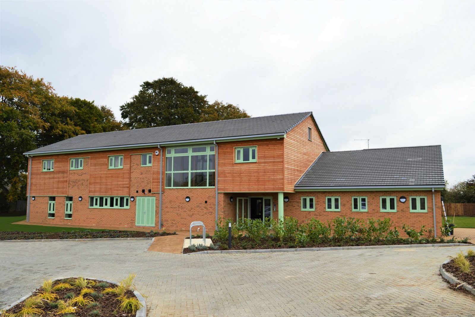 Litchfield Care Home Front