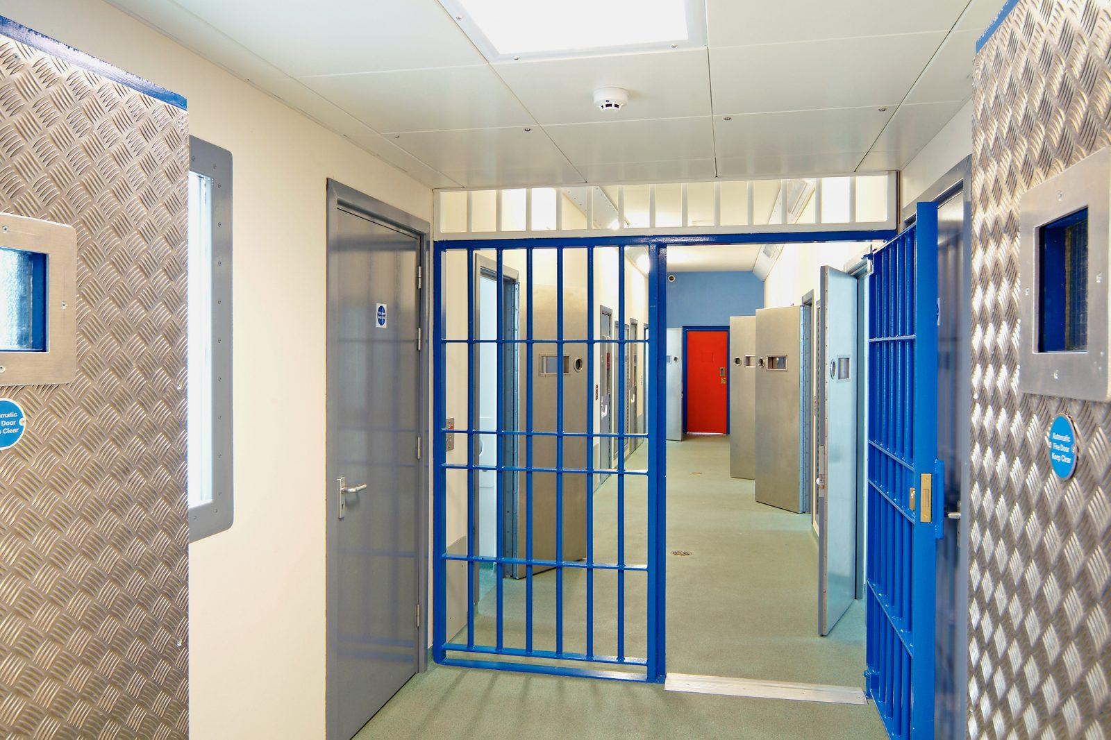 Prison Fire Doors